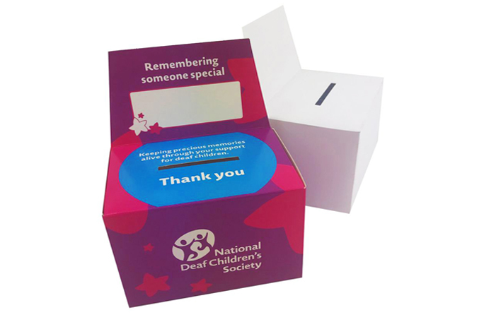 Charity Boxes