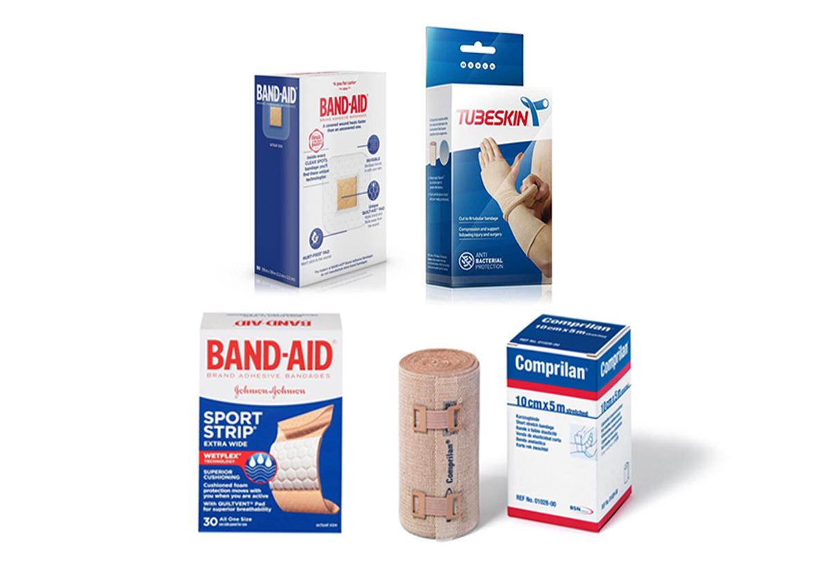 Bandage Packaging