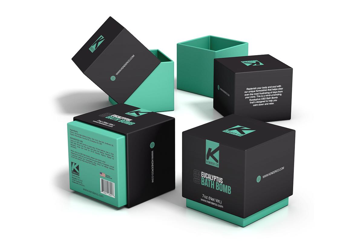 Bath Bomb Packaging