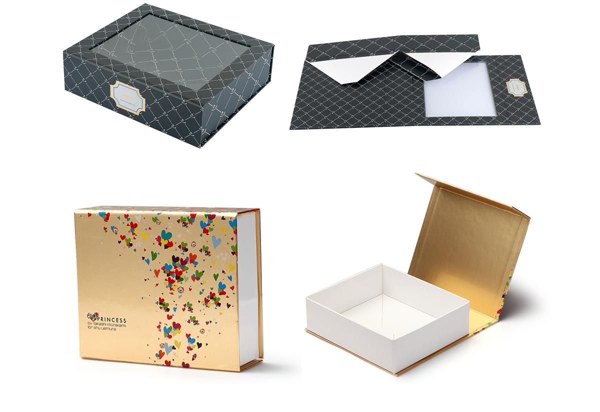 Custom Gift Card Box