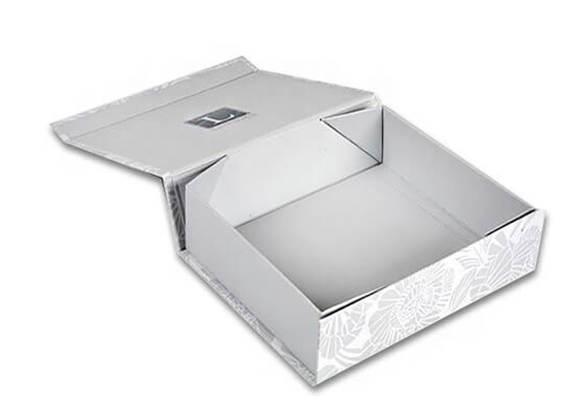 Magnetic Closure Box