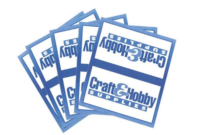 Header Card Packaging