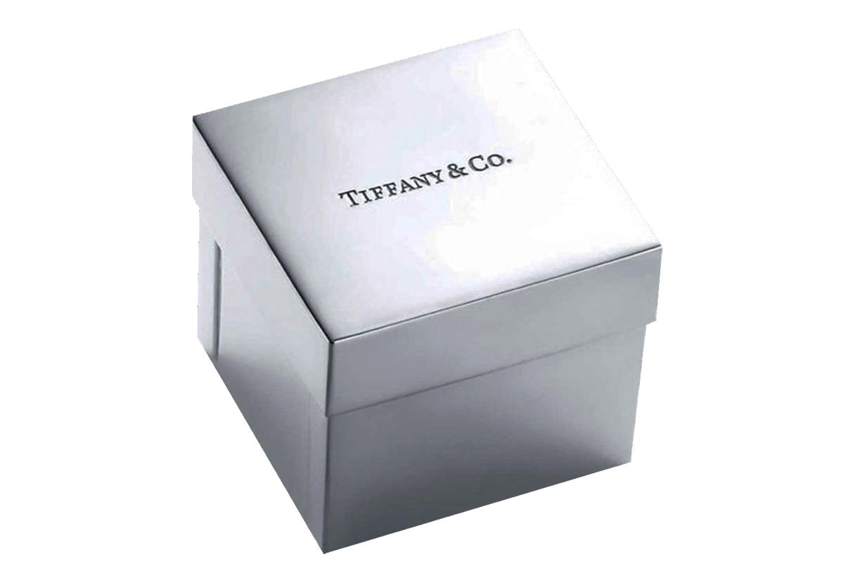 Silver Foil Boxes